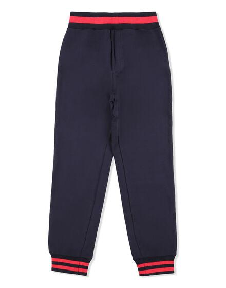 Jogging Trousers Oxford Brick