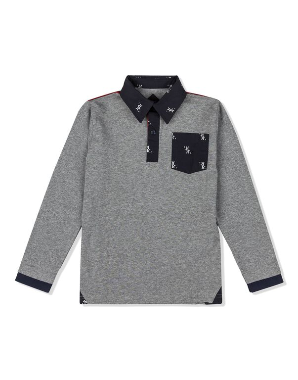 "Polo shirt LS ""Arthur Lord"""