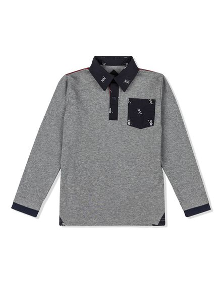 Polo shirt LS Arthur Lord