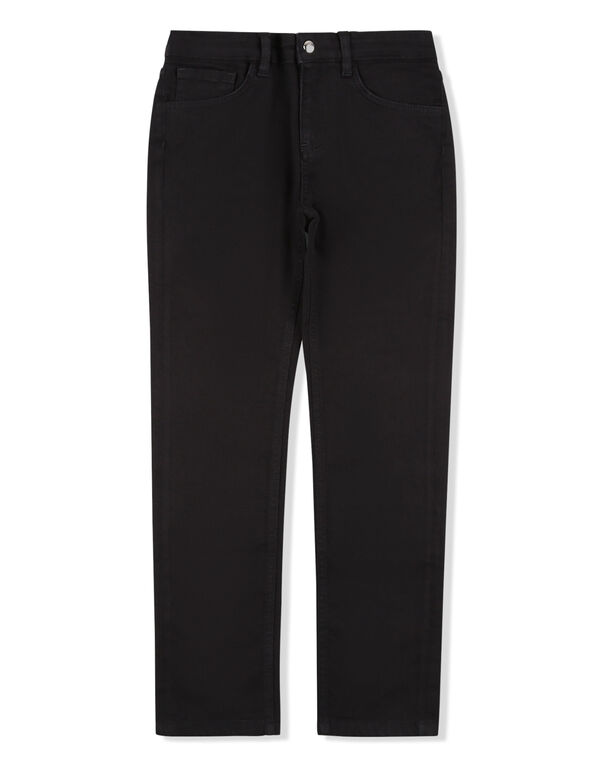 Denim Trousers - Regular Fit Lion
