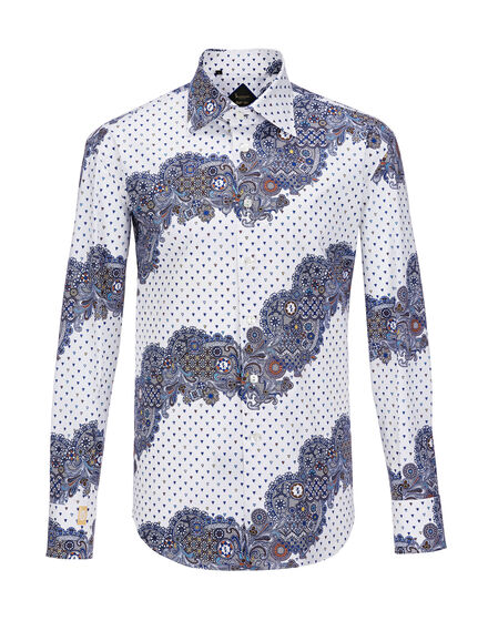 Shirt Gold Cut LS Flavio