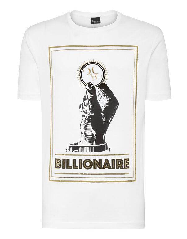 T-shirt Round Neck SS Money