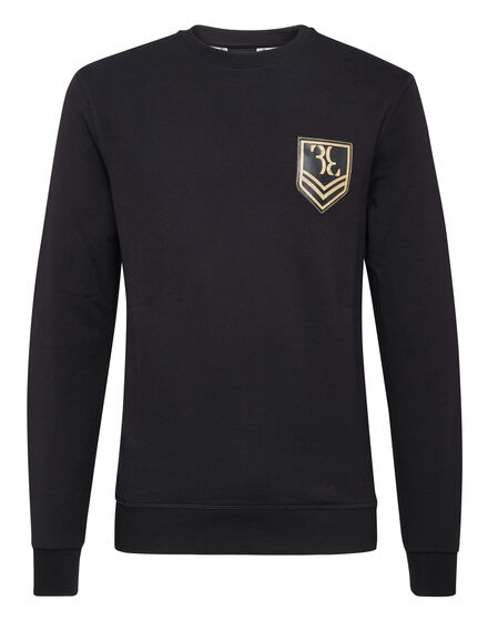 Sweatshirt LS Military