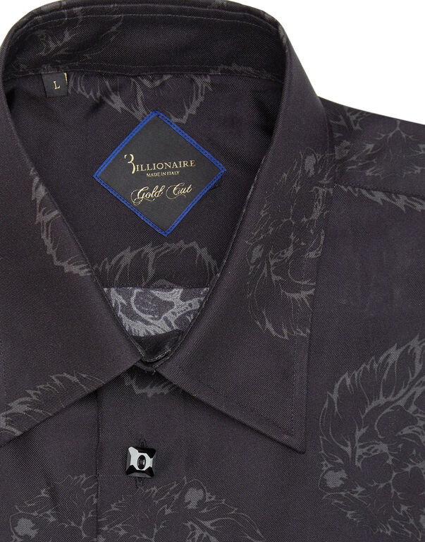 Shirt Gold Cut LS/Milano Baroque