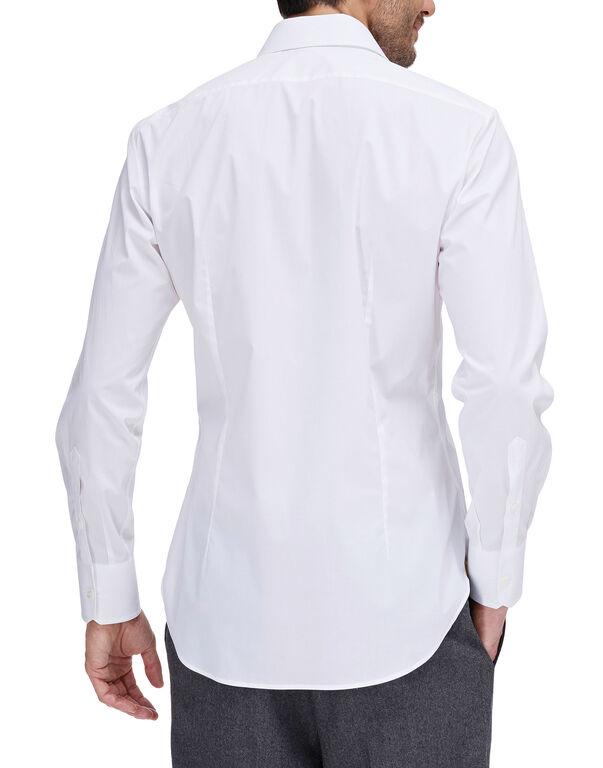 "Shirt Silver Cut LS ""Tristan"""