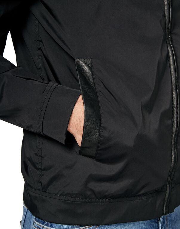 Nylon Jacket Crest