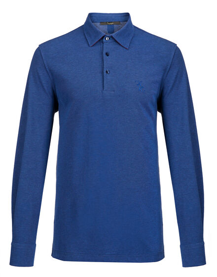 Polo shirt LS Stoke
