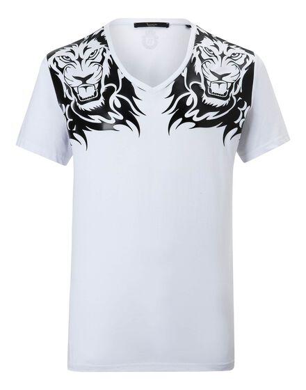 T-shirt V-Neck SS Spencer
