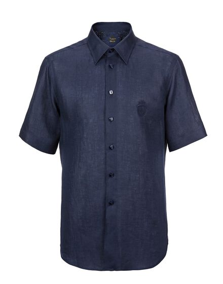 Shirt Silver Cut SS Barclay
