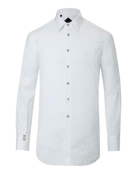 Shirt Silver Cut LS Cesar