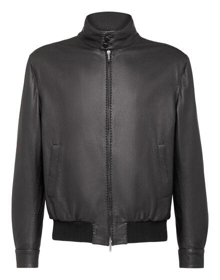 Leather Jacket Crest
