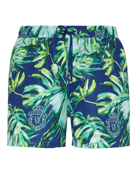 Beachwear Long Trousers Palms