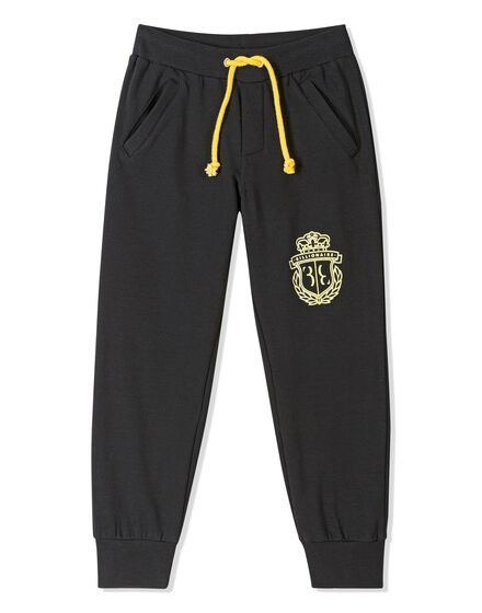 Jogging Trousers Silver Lord