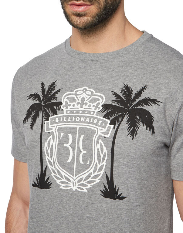T-shirt Round Neck SS Palms