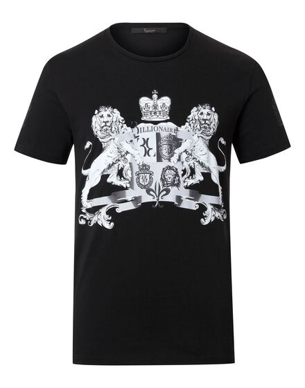T-shirt Round Neck SS Justin