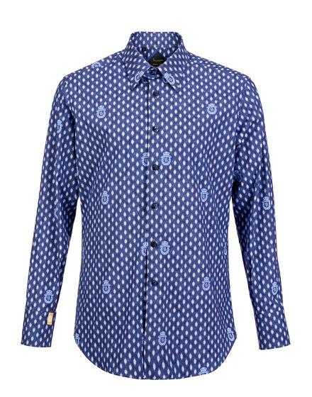 Shirt Silver Cut LS Gabriel