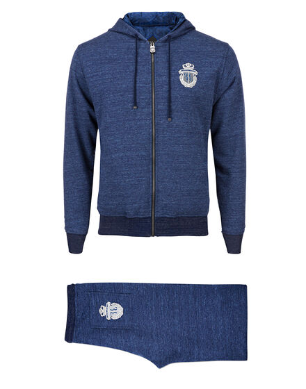 Hoodie/Trousers - T Crest