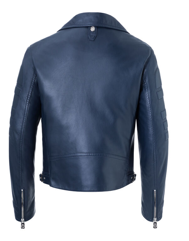 "Leather Biker ""Eaton"""