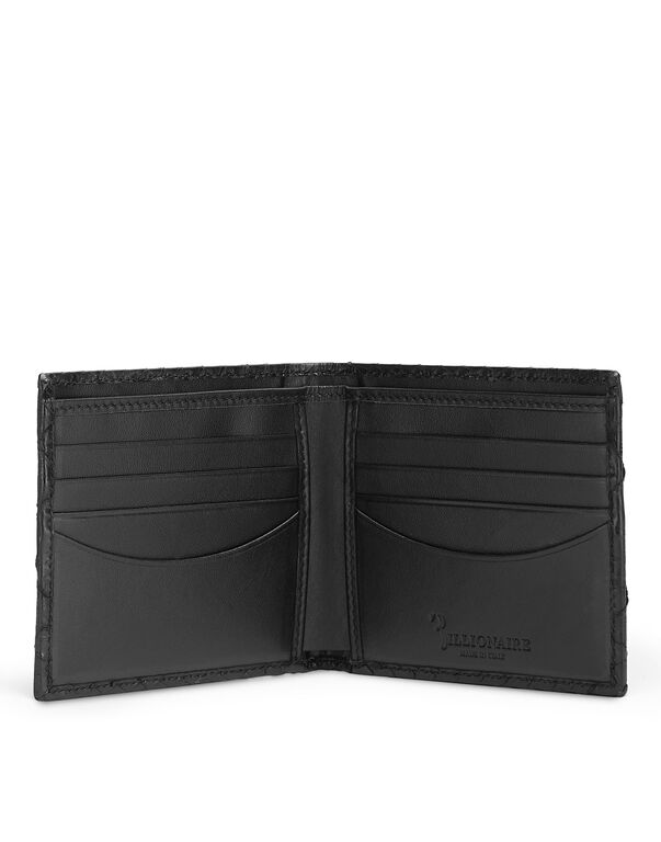 French wallet Statement