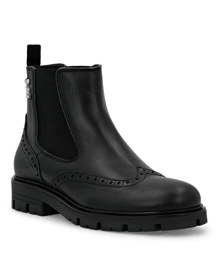 Boots Low Flat joel