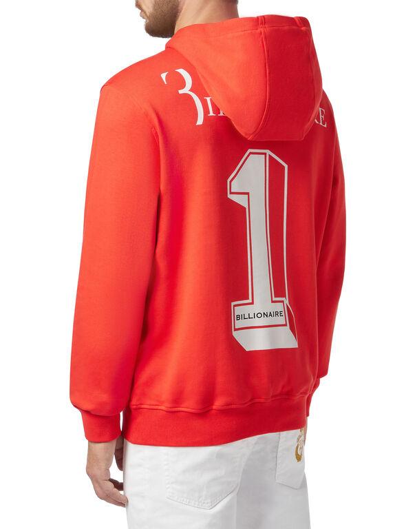 Hoodie sweatshirt Polo Team Montecarlo