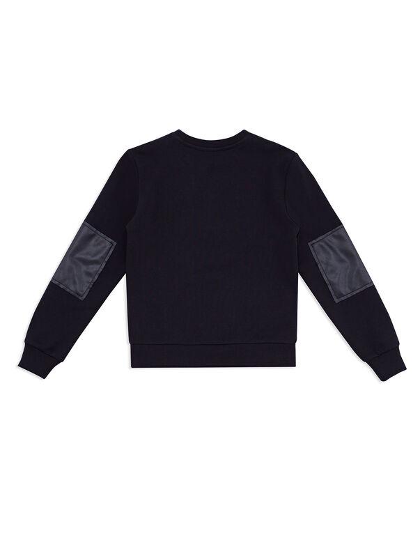 Sweatshirt LS Double B