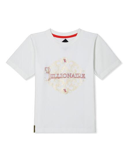 T-shirt Round Neck SS Basile