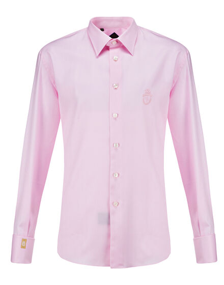 Shirt Gold Cut LS Clarence