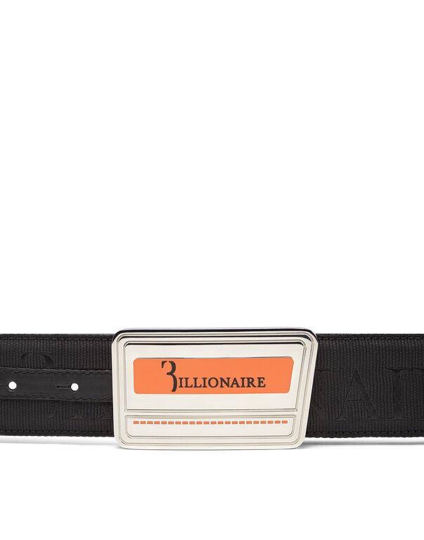 Jacquard Belt