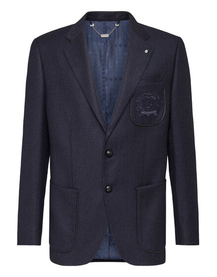 Blazer Tailored Fit Lion