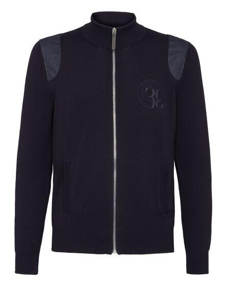 Pullover full zip LS Luxury