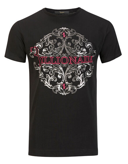 T-shirt Round Neck SS Como Lake