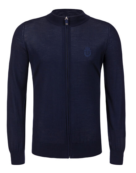 Pullover full zip Dalston