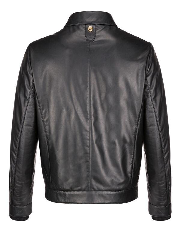 "Leather Jacket ""Wyatt"""