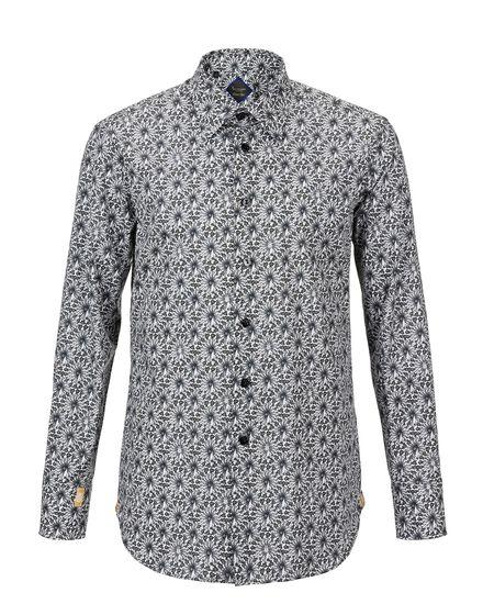 Shirt Silver Cut LS Antwan