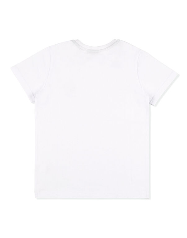 T-shirt Round Neck SS Double B