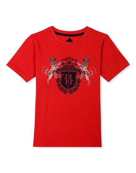 T-shirt Round Neck SS Jean