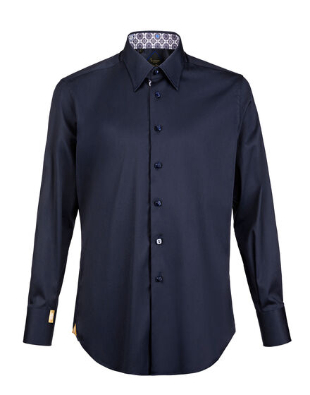 Shirt Silver Cut LS Gil