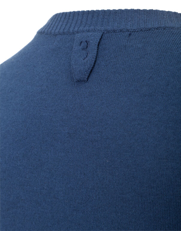 """Pullover Round Neck LS """"Out"""""""