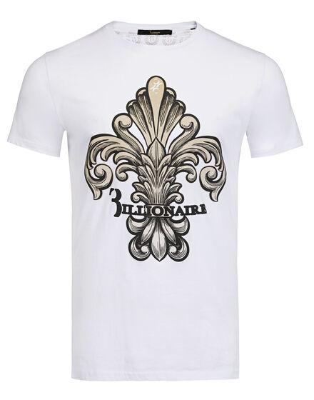 T-shirt Round Neck SS Mannie