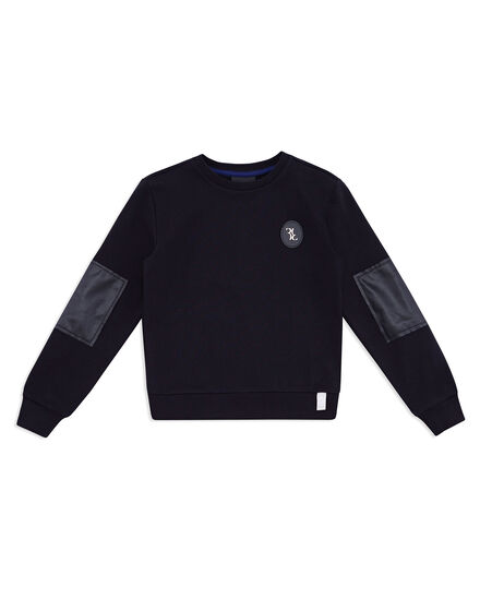 Sweatshirt LS Double B
