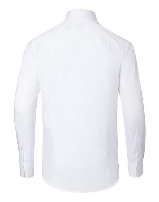 "Shirt Crystal cut LS ""Como lion"""
