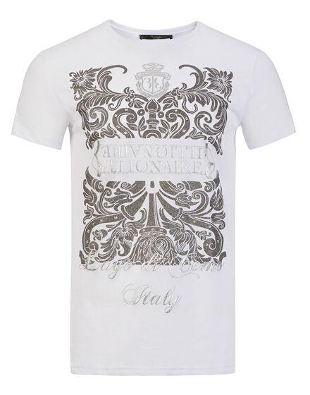 T-shirt Round Neck SS Cole