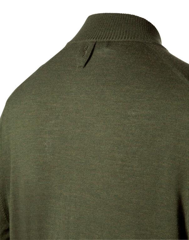 "Knit Jacket ""Just"""
