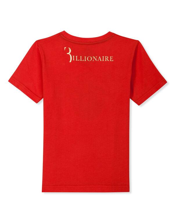 "T-shirt Round Neck SS ""Jean"""