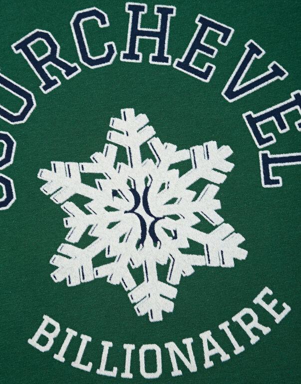 T-shirt Round Neck LS Winter Club