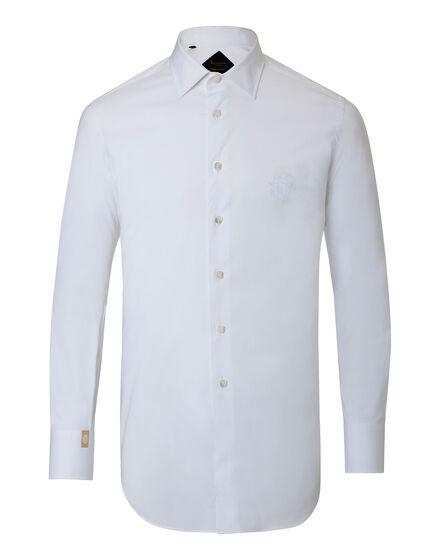 Shirt Silver Cut LS Clovis