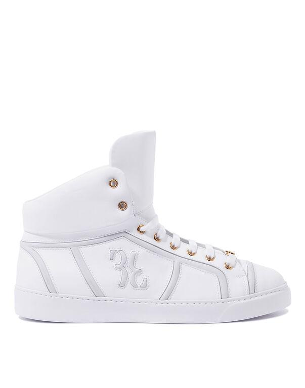 "Hi-Top Sneakers ""Alvin"""