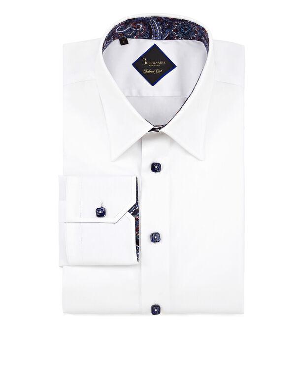 "Shirt Silver Cut LS ""Gonzalo"""