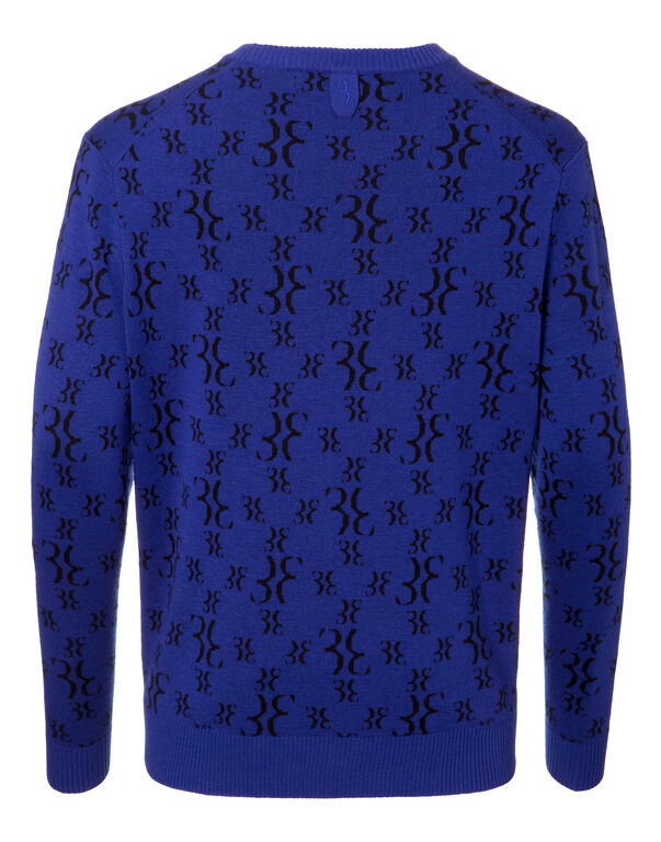 """Pullover Round Neck LS """"The one"""""""